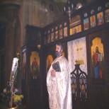 Preot paroh biserica Belvedere