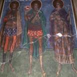 Pictura murala - Biserica Belvedere